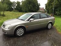 Vauxhall Vectra AUTOMATIC 59.000 FULL SERVICE HISTORY