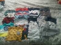 Baby boy clothes bundle 3-6 months EXCELLENT COND