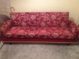 sofa settee bed with storage