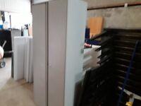 Triumph full size lockable storage cabinet