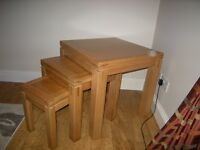 Nest of Tables £80 ovno