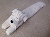 Dog-themed Draught Excluder