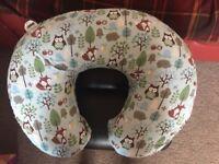 Chicco Boppy Feeding Pillow - Woodsie