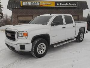 2015 GMC Sierra 1500 Base Crew Cab Short Box 4WD Peterborough Peterborough Area image 1