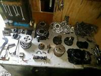 Yamaha dt 125 parts 34x