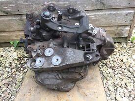 Vauxhall Corsa D VXR 2008 M32 6 Speed Gearbox