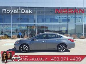 2016 Nissan Altima 2.5 SR ** SPORTY/ HEATED SEATS/ BLUETOOTH **