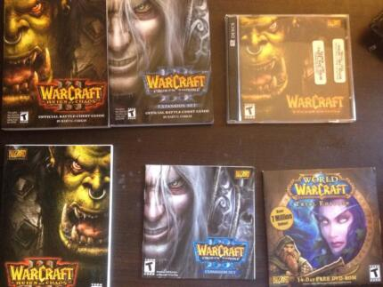 Blizzard entertainment warcraft iii