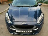 FORD FIESTA 1.25 STYLE - £30 TAX FULL SERVICE GREAT FIRST CAR!