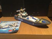 Lego 7287 - Police Boat
