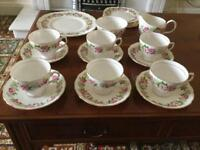 Colclough tea set
