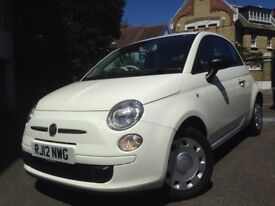 Fiat 500 Pop 1.2L petrol manual - Low mileage!