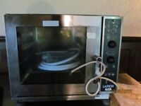 Lainox Turbofan steam oven