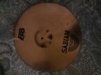 Sabian B8 ride cymbal
