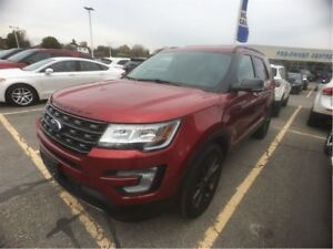 2017 Ford Explorer 0% FINANCING, TECH & APPEAR PKG!