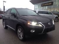 2013 Lexus RX 350 LEATHER ROOF NAVIGATION-TOURING