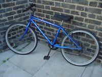 FREE DELIVERY Bike Bicycle Blue Push bike 104