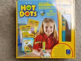 Hot Dots Lets learn Grammar