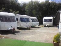 caravans 2,4,5,6 berth
