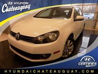 2012 Volkswagen Golf 2.0L TDI Comfortline **DIESEL, JAMAIS ACCID