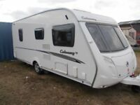 2008 Swift Colonsay 1 Owner Fixed Bed Motor Mover & Accessories 4 Berth