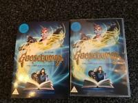 GOOSEBUMPS DVD BOX SET