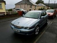 X type jaguar 2.1v6 vgc