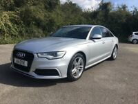 Audi A6 3.0 TDI Saloon S Line Multitronic - Excellent MPG - Audi Service History - BOSE sound