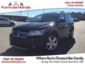 2012 Dodge Journey R/T | ALL WHEEL DRIVE | LOADED!
