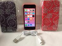 iPhone 5c pink 8gb