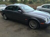 Swap my 2007 Jaguar S-SX Diesel Automatic for a Caravan, Cash Either Way
