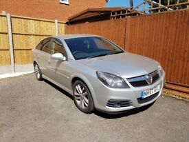 Vauxall Vectra 1.8 petrol,silver,2007