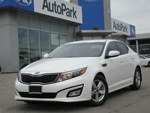 2015 Kia Optima LOW LOW KMS/ALLOY WHLS/HEATED SEATS/KEYLESS ENTR