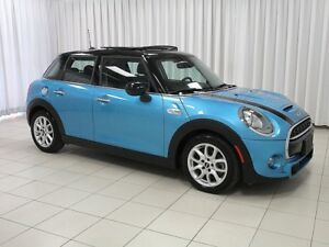 2018 MINI Cooper S HURRY!! THE TIME TO BUY IS RIGHT NOW!! 5 DOOR