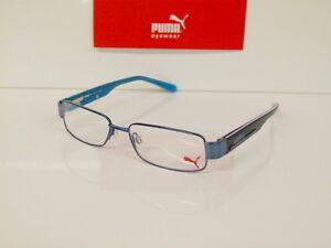 Originale Brille - Korrektionsfassung -Metall - PUMA Insite - PU 15279 BL 51