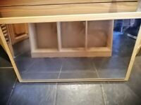 3 piece bedroom furniture with matching mirror
