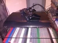 PS3 500GB 76 GAMES