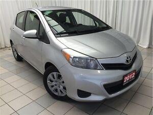 2012 Toyota Yaris *FUEL SAVER!*