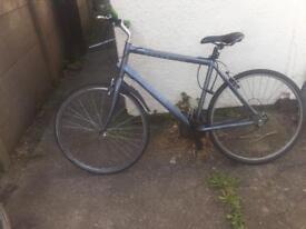 Mongoose mountain bike 26in frame