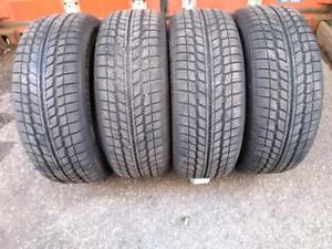 P225/55R17X4(101V)HERCULES WINTER HSI_L USED WINTER TIRES FOR SALE