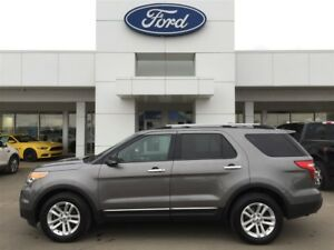 2012 Ford Explorer XLT 4WD - LEATHER, MOONROOF & DVD HEADRESTS