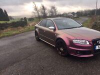 Audi rs4 big spec