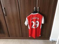 Puma men's Arsenal 2016/17 Official Home shirt