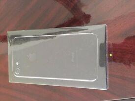 Brand new sealed iPhone 7 256gb JET BLACK *UNLOCKED*