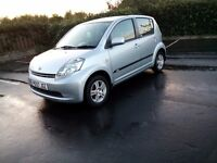 2007 Daihatsu Sirion Automatic 1.3 Patrol Full Service History Superb Brilliant Drives Hpi Clear