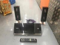 SAMSUNG HTC7200 Blue-Ray Home Cinema System