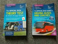 Official DVSA Theory Test for Drivers of Large Vehicles Books