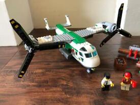 Lego city (60021) Cargo Heliplane