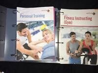 Level 2 and 3 Personal Trainer Booklets