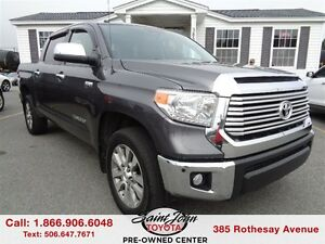 2014 Toyota Tundra Ltd. HUGE NET REBATE !!! PLEASE INQUIRE